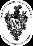 logotipo museo archivo Pere Virgili